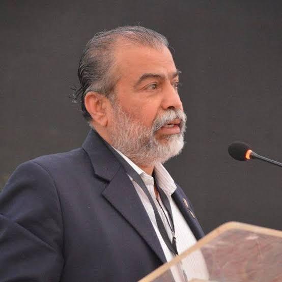 DR. KALEEMULLAH LASHARI